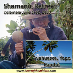 Shamanic Ayahuasca Retreat